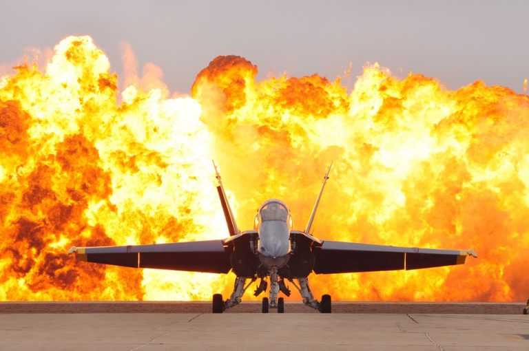Engine Fire In-Flight: Now What?