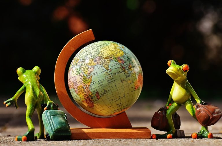 Gastronomically Around the World in 80 Days