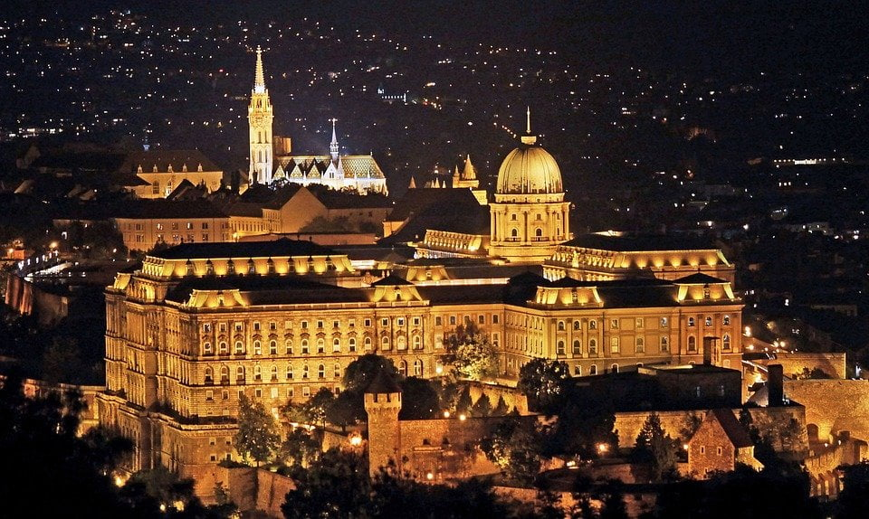 The year in review - Budapest Royal Palace