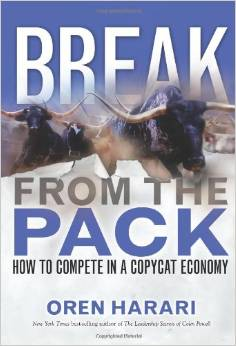 Break From the Pack: How to Compete in a Copycat Economy