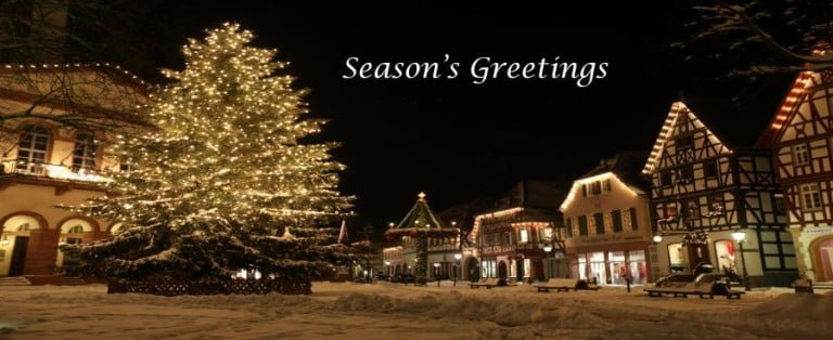 Holiday Wishes from Joseph Paris and the OpEx Society – 2015