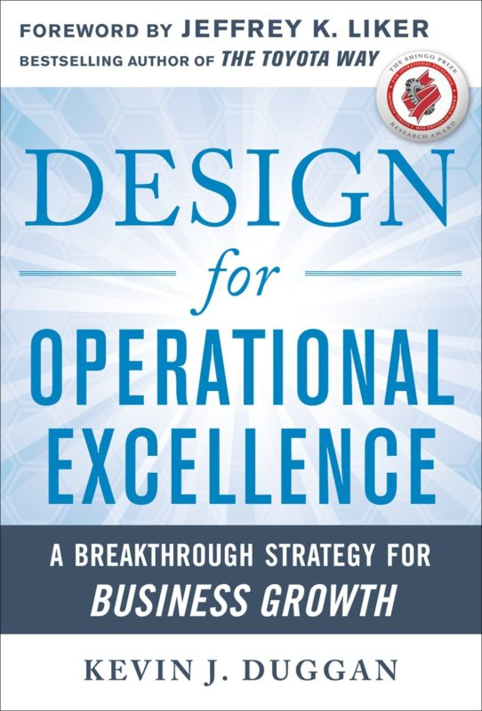Design for Operational Excellence: A Breakthrough Strategy for Business Growth