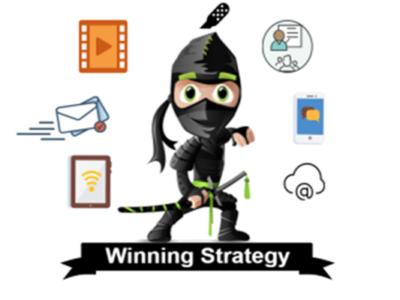 Communicate your strategy – Like a Ninja