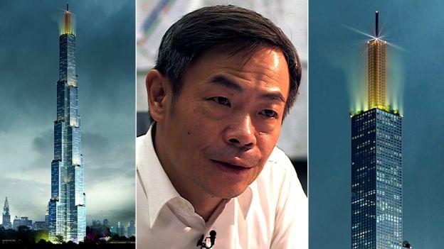 Chairman Zhang's flatpack skyscrapers