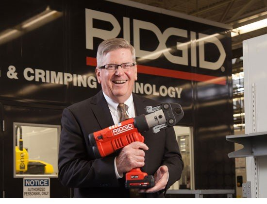 Master Class in Emerson Core Values – Living the Culture at RIDGID