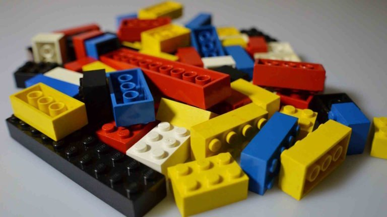State of Readiness; Peter Evans, LEGO