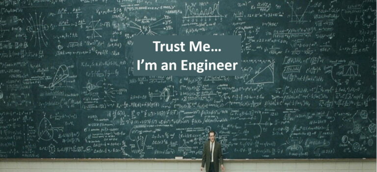 2021-Jan; Trust Me, I'm an Engineer